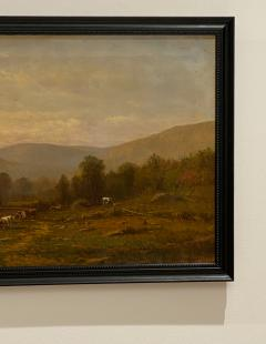 Charles Wilson Knapp Landscape Painting Signed Charles Wilson Knapp American Circa 19th Century - 1461153