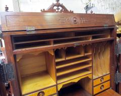 Charles Wooten 19th Century American Patented Wooten Desk with Provenance - 736463