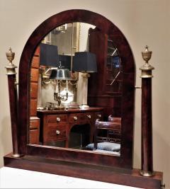 Charles X Mahogany Empire Dressing Table France circa 1820 - 999111
