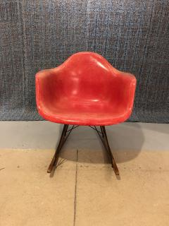 Charles and Ray Eames Charles Ray Eames for Herman Miller Rar Rocking Chair - 1047031