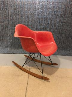 Charles and Ray Eames Charles Ray Eames for Herman Miller Rar Rocking Chair - 1047032