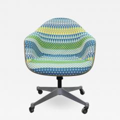 Charles and Ray Eames Eames for Herman Miller Fiberglass Shell DAT 1 Office Chair - 1011299
