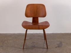 Charles and Ray Eames Pair of Early Walnut Eames DCWs for Herman Miller - 981959