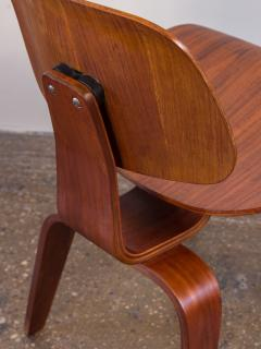 Charles and Ray Eames Pair of Early Walnut Eames DCWs for Herman Miller - 981961