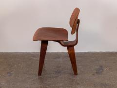 Charles and Ray Eames Pair of Early Walnut Eames DCWs for Herman Miller - 981962
