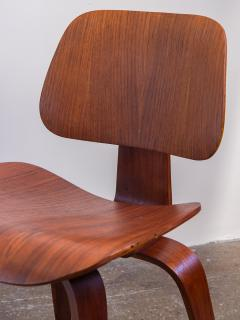 Charles and Ray Eames Pair of Early Walnut Eames DCWs for Herman Miller - 981965