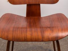 Charles and Ray Eames Pair of Early Walnut Eames DCWs for Herman Miller - 981966