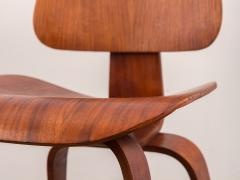 Charles and Ray Eames Pair of Early Walnut Eames DCWs for Herman Miller - 981967
