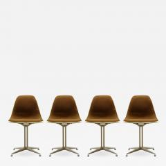 Charles and Ray Eames Set of Four Charles and Ray Eames La Fonda Chairs - 1005940