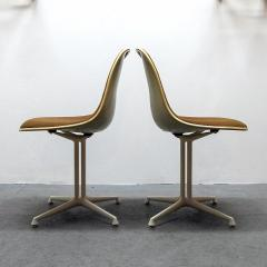 Charles and Ray Eames Set of Four Charles and Ray Eames La Fonda Chairs - 960130