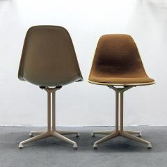 Charles and Ray Eames Set of Four Charles and Ray Eames La Fonda Chairs - 960132