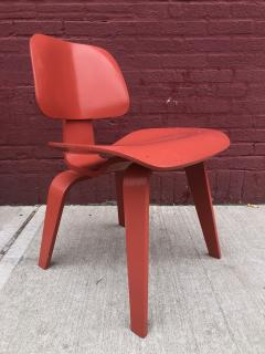 Charles and Ray Eames Set of Four Eames for Herman Miller DCW Chairs - 1017041