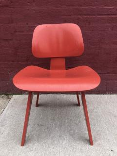 Charles and Ray Eames Set of Four Eames for Herman Miller DCW Chairs - 1017044