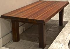 Charlotte Perriand Charlotte Perriand Brazil organic mahogany coffee table - 1079798