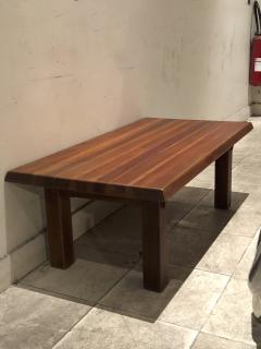 Charlotte Perriand Charlotte Perriand Brazil organic mahogany coffee table - 1079799