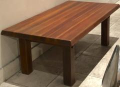 Charlotte Perriand Charlotte Perriand Brazil organic mahogany coffee table - 1079800