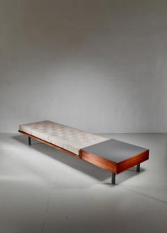 Charlotte Perriand Charlotte Perriand Cansado Slat Bench with Drawer 1950s - 920328