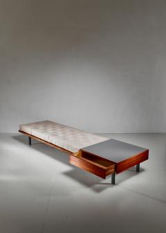 Charlotte Perriand Charlotte Perriand Cansado Slat Bench with Drawer 1950s - 920331