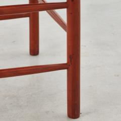 Charlotte Perriand Charlotte Perriand Dordogne chairs Robert Sentou France c1950 8 available - 1130856