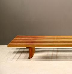 Charlotte Perriand Charlotte Perriand Tokyo Bench 1950s - 1186329