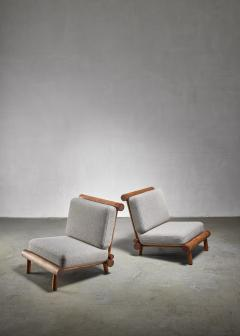 Charlotte Perriand Charlotte Perriand chairs from La Chachette France - 1225012