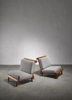 Charlotte Perriand Charlotte Perriand chairs from La Chachette France - 1225013