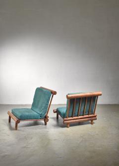 Charlotte Perriand Charlotte Perriand chairs from Les Arcs - 1559531