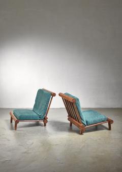 Charlotte Perriand Charlotte Perriand chairs from Les Arcs - 1559533