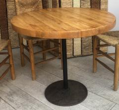 Charlotte Perriand Charlotte Perriand rarest documented table for hotel les 3 Arcs - 1501347