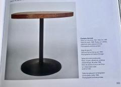 Charlotte Perriand Charlotte Perriand rarest documented table for hotel les 3 Arcs - 1501356