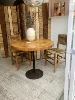 Charlotte Perriand Charlotte Perriand rarest documented table for hotel les 3 Arcs - 1501365