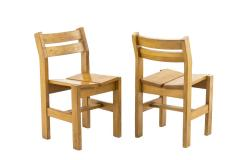 Charlotte Perriand Charlotte Perriand set de stools chairs - 2024841