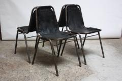 Charlotte Perriand Early Set of Four Les Arcs Chairs by Charlotte Perriand - 553334