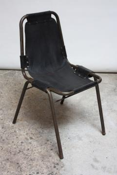 Charlotte Perriand Early Set of Four Les Arcs Chairs by Charlotte Perriand - 553339