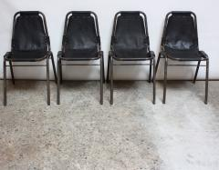 Charlotte Perriand Early Set of Four Les Arcs Chairs by Charlotte Perriand - 553340