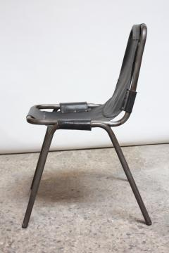 Charlotte Perriand Early Set of Four Les Arcs Chairs by Charlotte Perriand - 553342