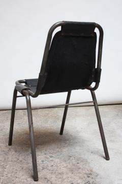Charlotte Perriand Early Set of Four Les Arcs Chairs by Charlotte Perriand - 553343