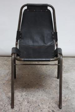 Charlotte Perriand Early Set of Four Les Arcs Chairs by Charlotte Perriand - 553344
