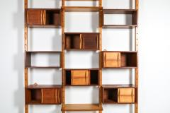 Charlotte Perriand Mid century modern shelve unit in the style of Perriand and Le Corbusier - 1638351