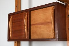 Charlotte Perriand Mid century modern shelve unit in the style of Perriand and Le Corbusier - 1638352