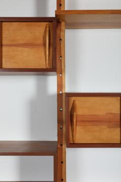 Charlotte Perriand Mid century modern shelve unit in the style of Perriand and Le Corbusier - 1638354