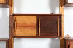 Charlotte Perriand Mid century modern shelve unit in the style of Perriand and Le Corbusier - 1638356