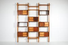 Charlotte Perriand Mid century modern shelve unit in the style of Perriand and Le Corbusier - 1638357