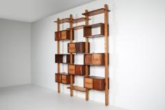 Charlotte Perriand Mid century modern shelve unit in the style of Perriand and Le Corbusier - 1638361