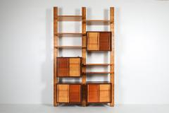Charlotte Perriand Shelve system France 1970s inspired by Perriand Le Corbusier 1970s - 1638339