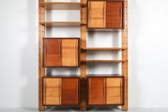 Charlotte Perriand Shelve system France 1970s inspired by Perriand Le Corbusier 1970s - 1638341