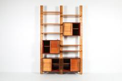 Charlotte Perriand Shelve system France 1970s inspired by Perriand Le Corbusier 1970s - 1638342