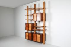 Charlotte Perriand Shelve system France 1970s inspired by Perriand Le Corbusier 1970s - 1638343