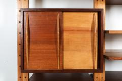 Charlotte Perriand Shelve system France 1970s inspired by Perriand Le Corbusier 1970s - 1638348