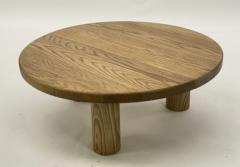Charlotte Perriand Style of Charlotte Perriand alp sturdy coffee table - 1619530